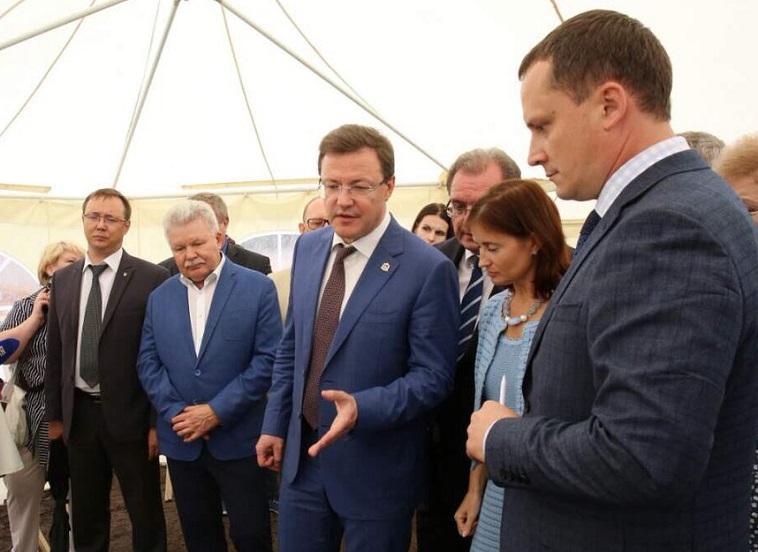 Неделя Тольятти: Масштабный визит Азарова, АВТОВАЗ представляет новое и отказывается от старого