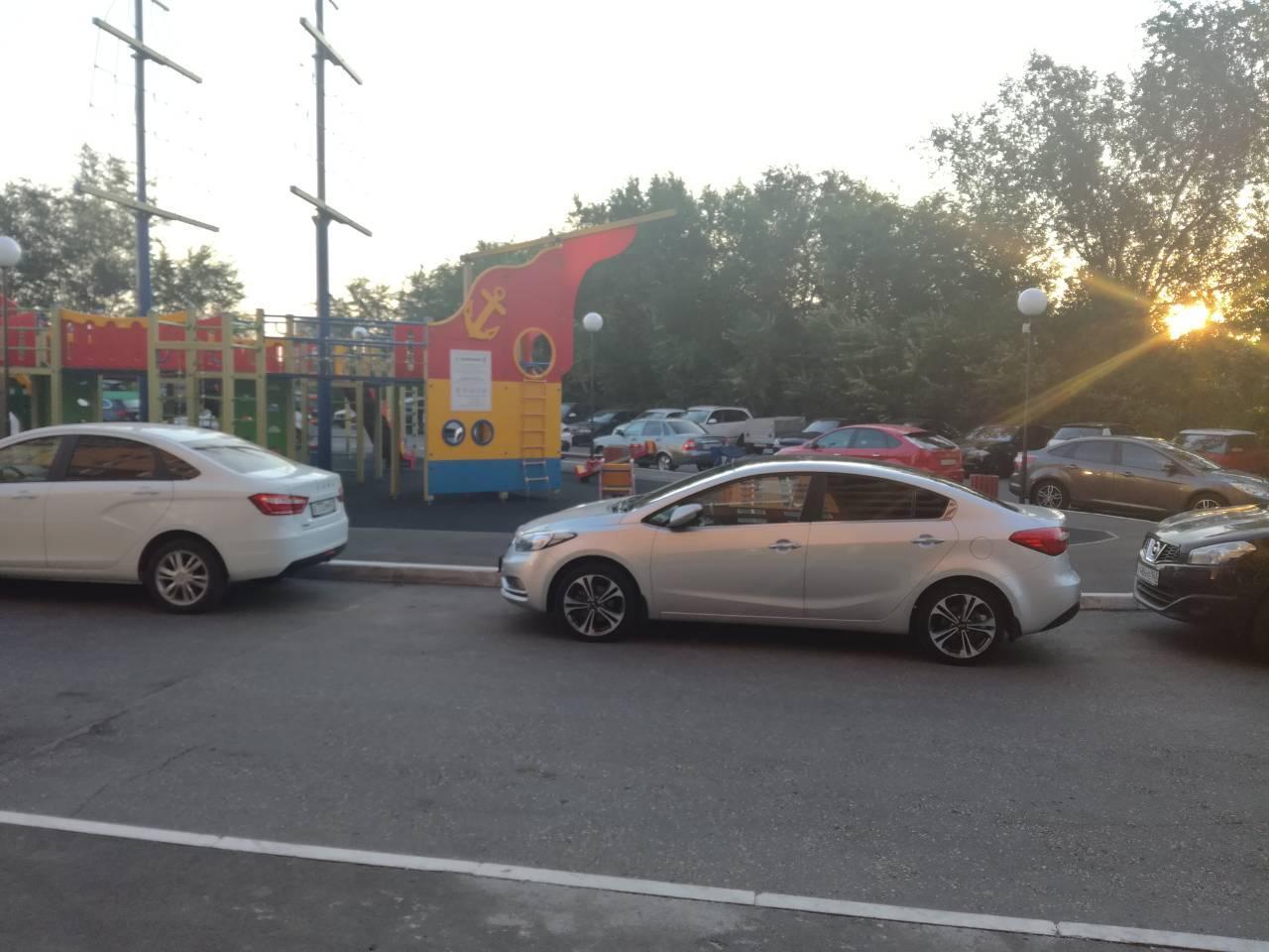 В Тольятти LADA Vesta сбила четырехлетнего пешехода