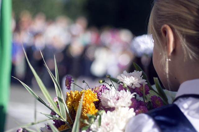 В России отменили традиционные школьные линейки 1 сентября