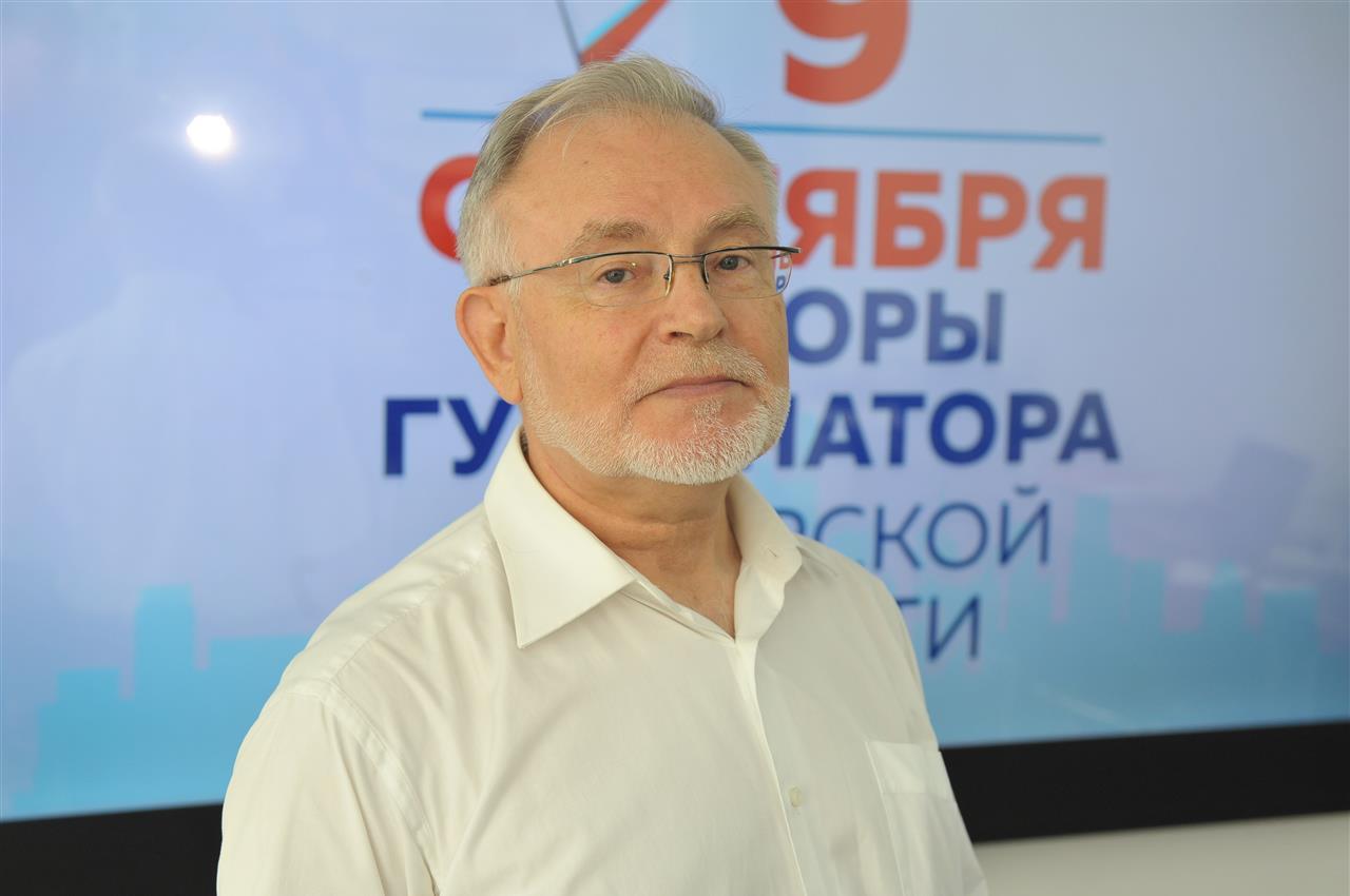 Виктор Полянский: «Серьезных претензий к участковым комиссиям в процессе голосования нет»