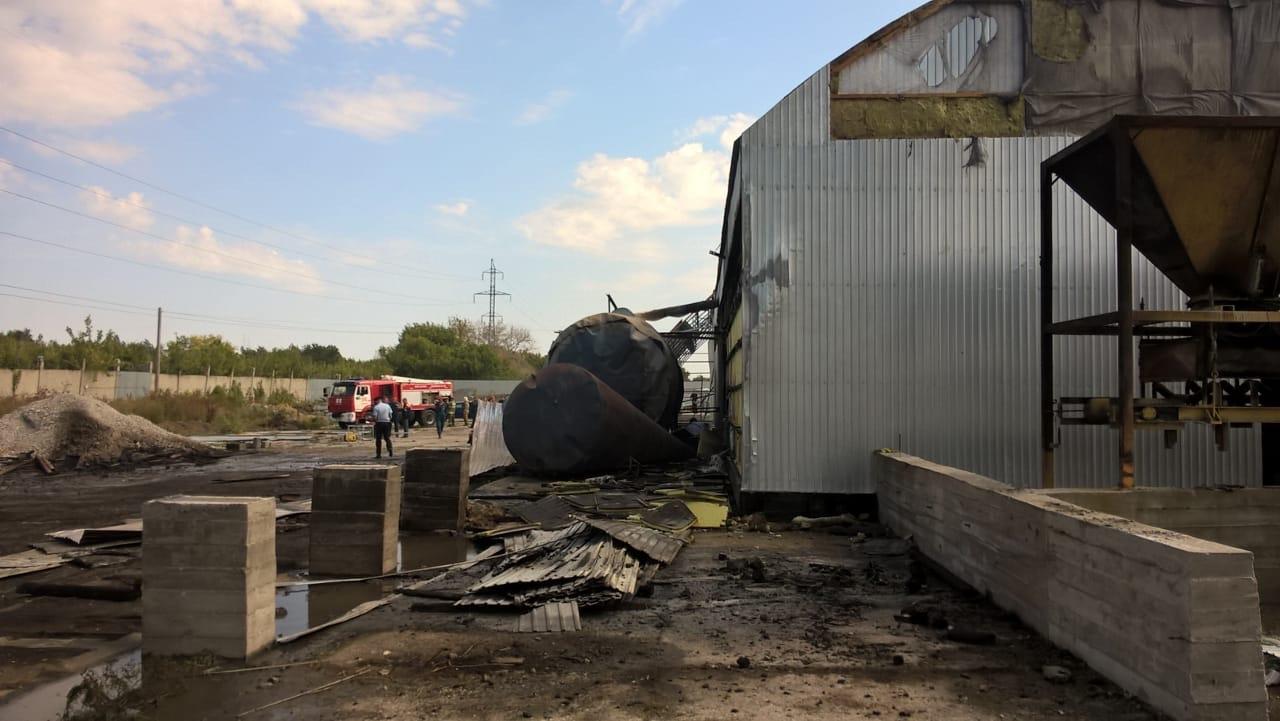 Угрозы для жизни и здоровья нет: Власти Тольятти о ЧС на территории бывшего «Фосфора»