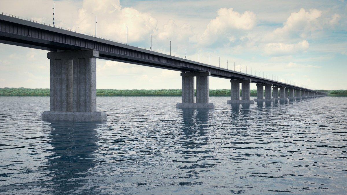 Дмитрий Азаров: Тольяттинцы постоянно спрашивали, когда начнется строительство моста