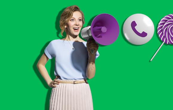МегаФон сделал входящие звонки в поездках по России бесплатными