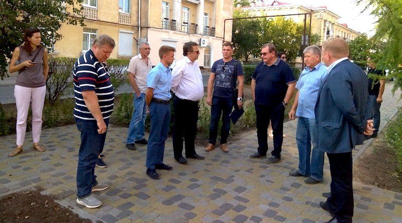 Общественные территории Тольятти преображаются на глазах
