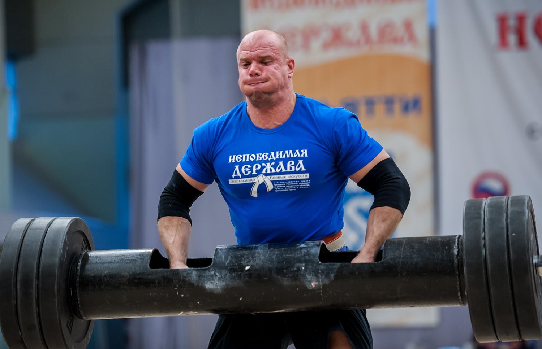 В Тольятти определят, кто самый сильный человек в России!