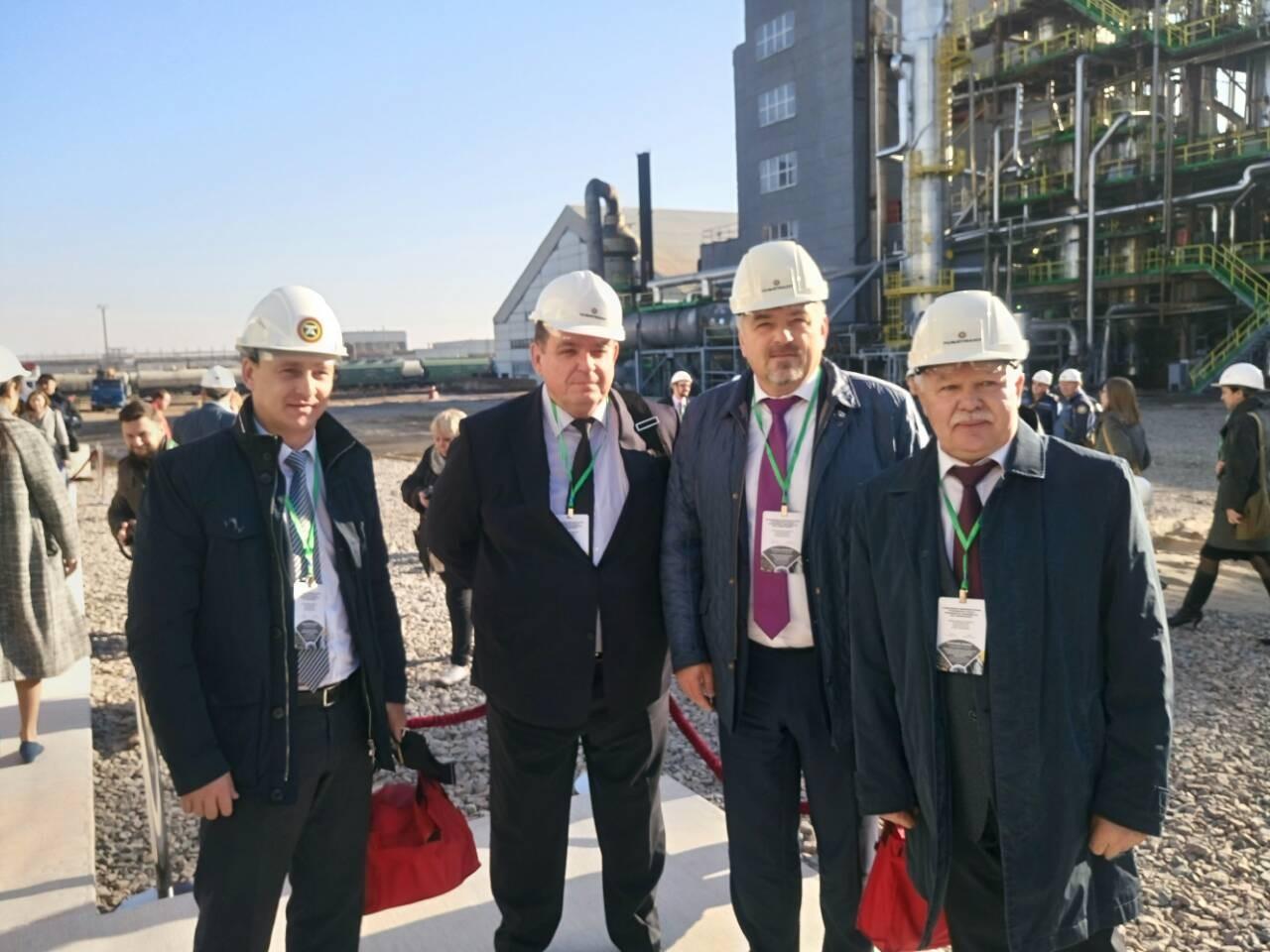 На ТОАЗе стартовало строительство нового агрегата