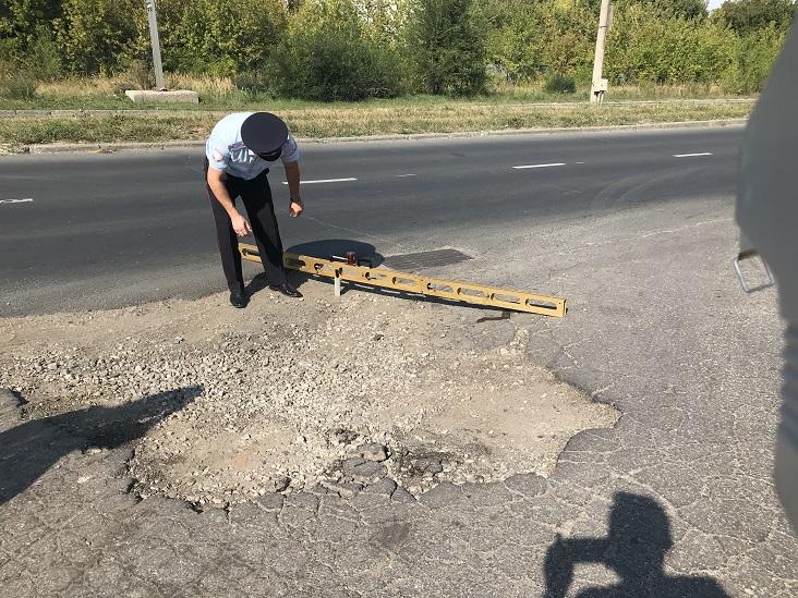 Активисты требуют отремонтировать еще 9 аварийных дорог в Тольятти
