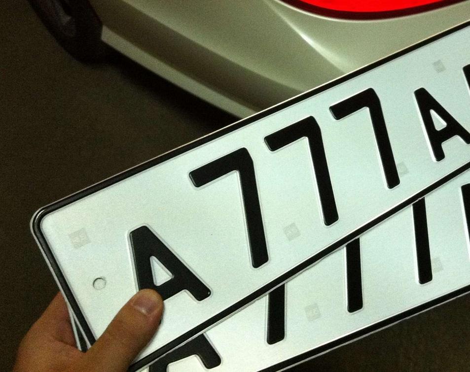 Сегодня в России вступают в силу новые правила регистрации автомобилей