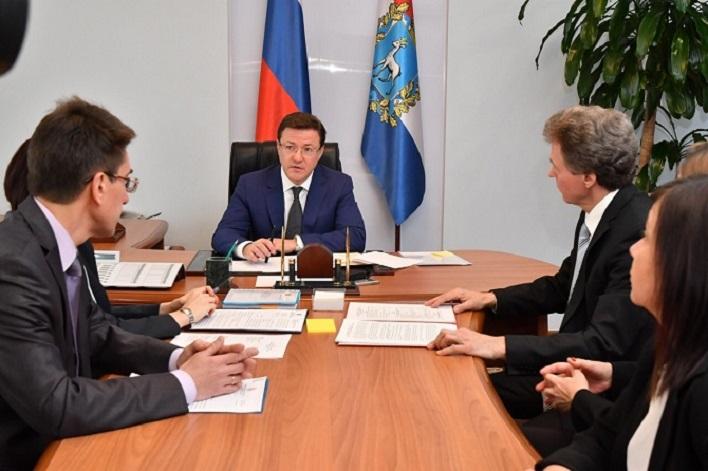Дмитрий Азаров рассказал о будущем тольяттинской консерватории