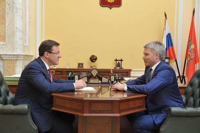 Самарская область станет пилотным регионом для реализации федерального проекта «Спорт — норма жизни»