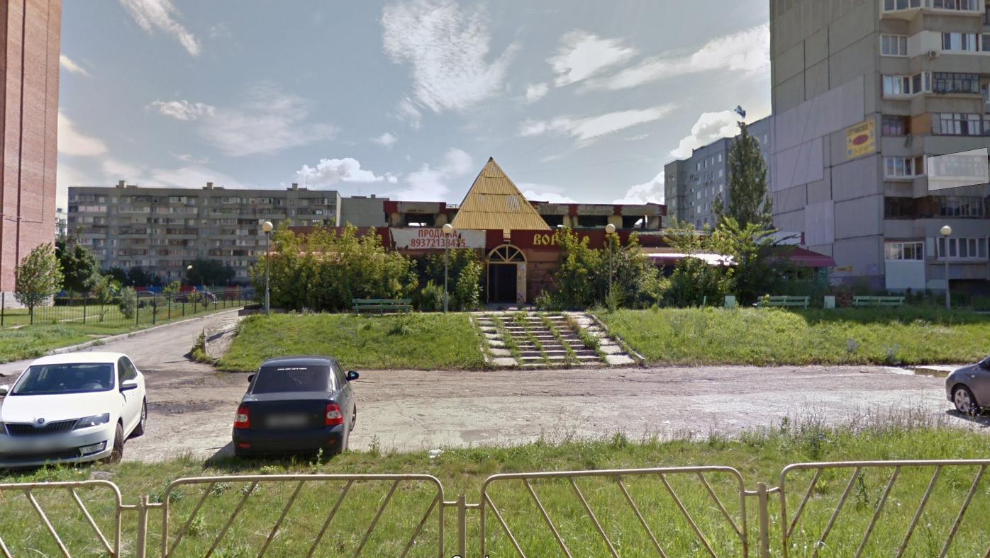 По просьбам граждан в Тольятти снесли сгоревшее здание на Тополиной