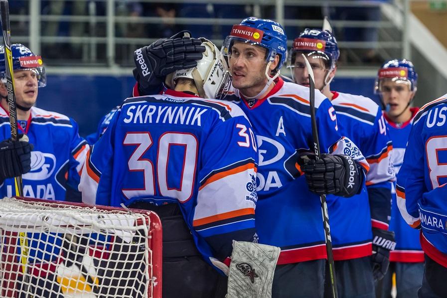 Хоккейная «Лада» начинает домашнюю серию матчем с Казанью
