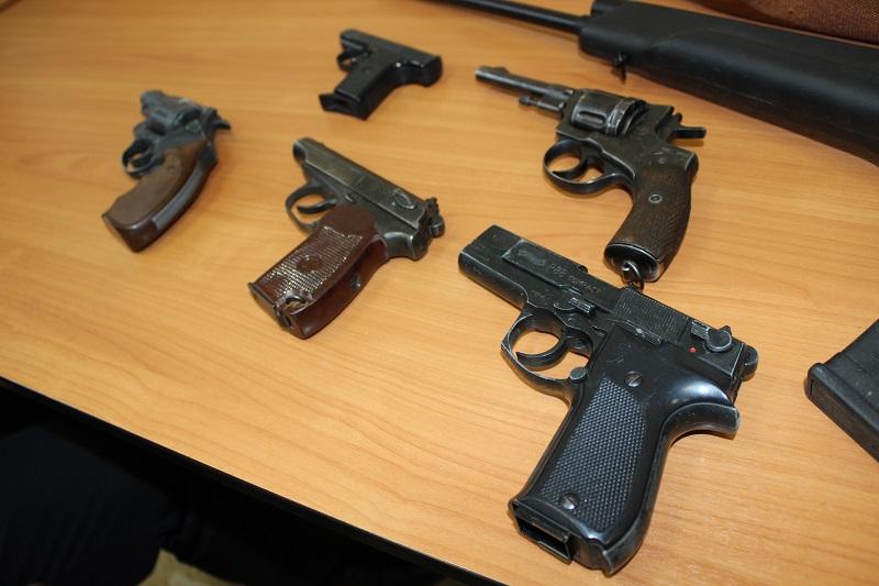 Пойман тольяттинец, незаконно изготавливающий боеприпасы