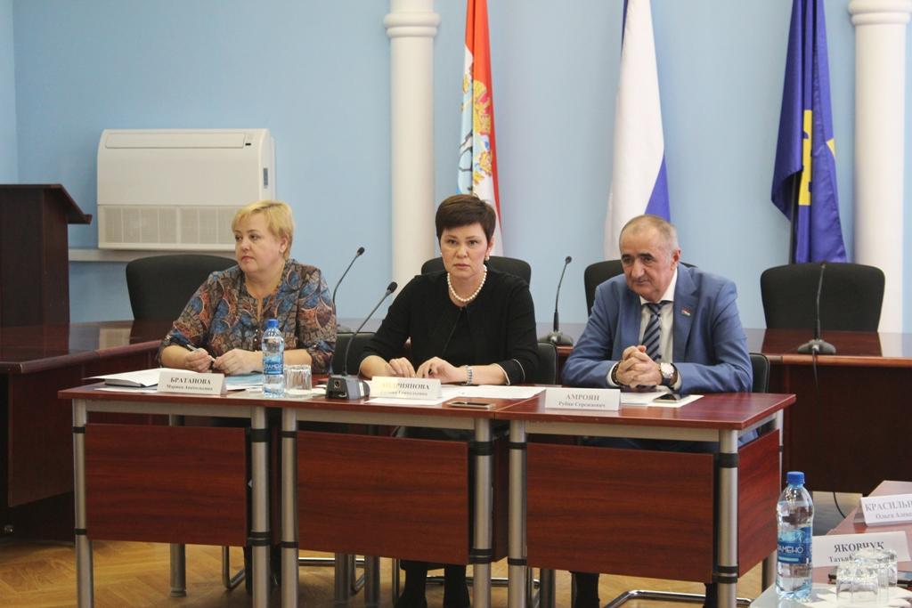 В Тольятти обсудили проблемы многодетных семей