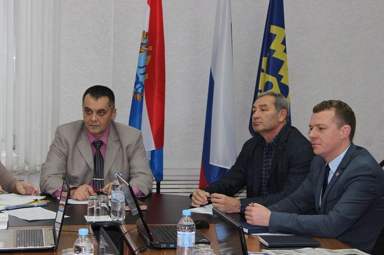 Решением депутатов утверждена структура Думы Тольятти VII созыва