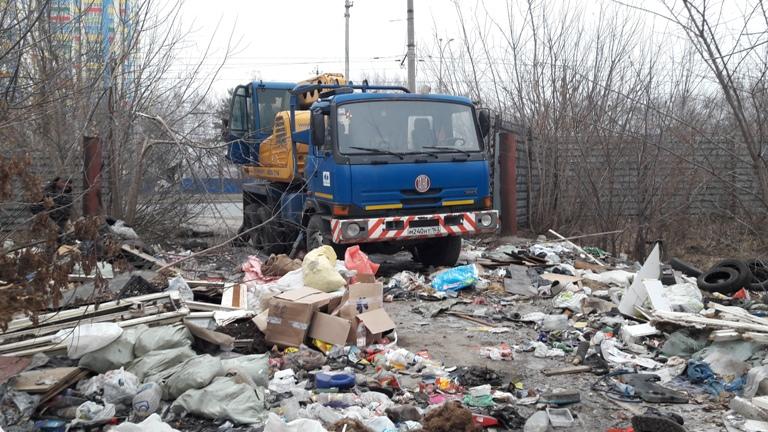 В Тольятти устраняют недочеты в новой системе вывоза мусора