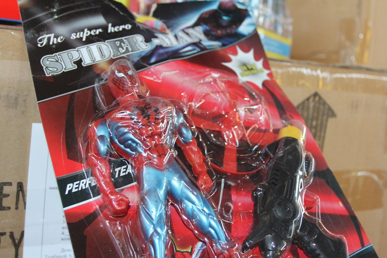 В Самарской области таможенники изъяли поддельные игрушки на миллионы рублей