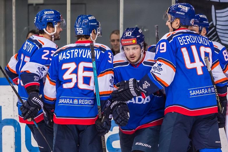Форвард «Лады» Александр Тимирев набрал 7 очков в одной игре и принес победу своему клубу