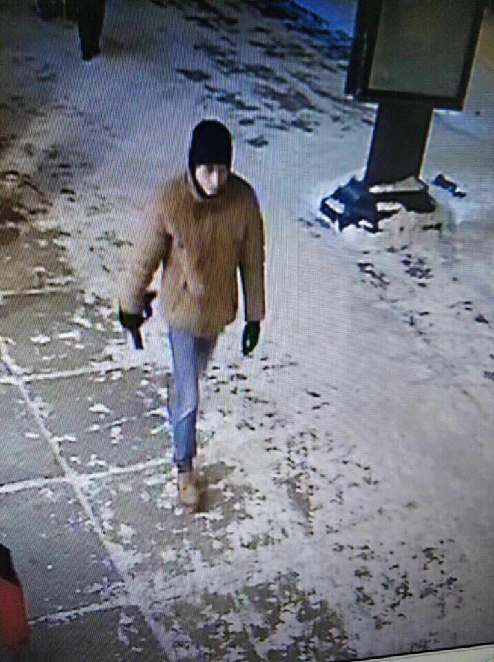 Официально опубликовано фото предполагаемого преступника, напавшего на женщин в Тольятти
