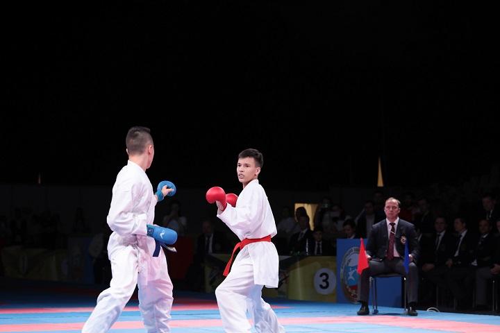 «Кубок Дружбы» в Тольятти собрал весь цвет российского олимпийского каратэ