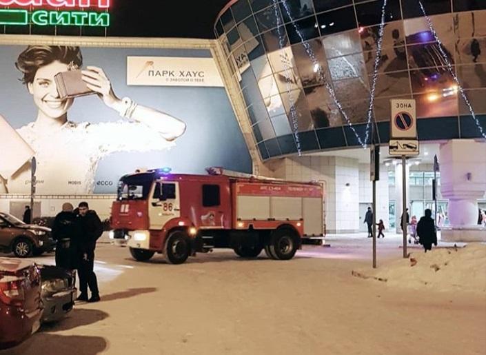 В тольяттинском «Парк-Хаусе» эвакуировали людей из-за подозрительного предмета