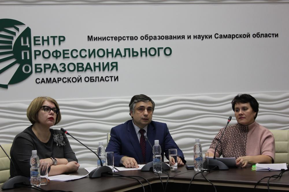 Министр образования и науки Самарской области ответил на вопросы родителей выпускников про ЕГЭ