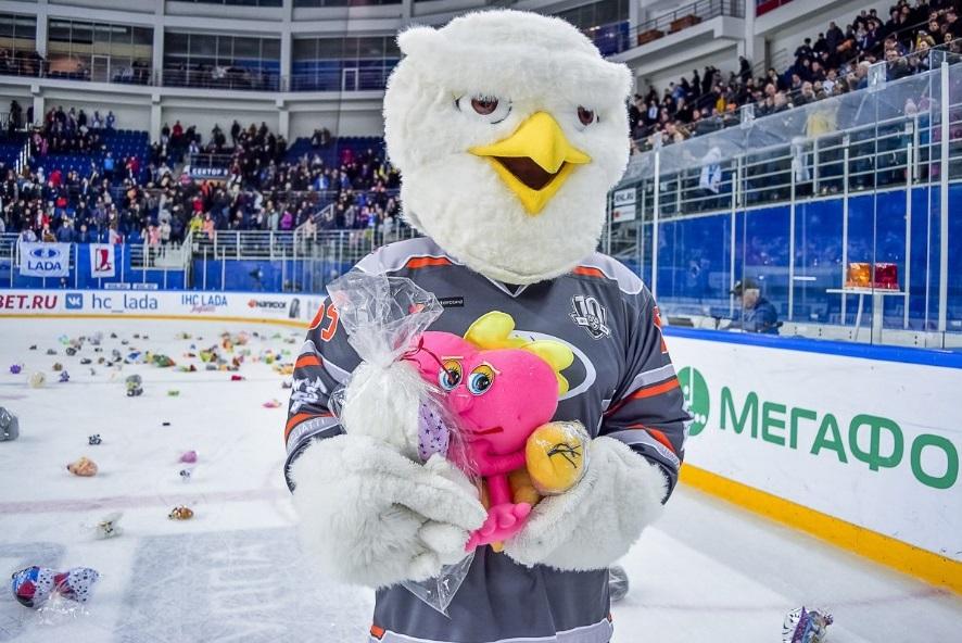 В Тольятти пройдет акция «ЛАДная игрушка»!