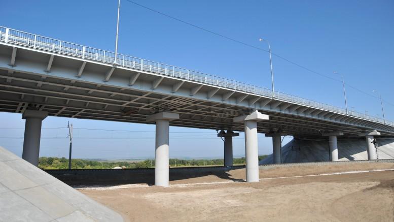 На федеральных дорогах Самарской области вводится ограничение движения по мостам