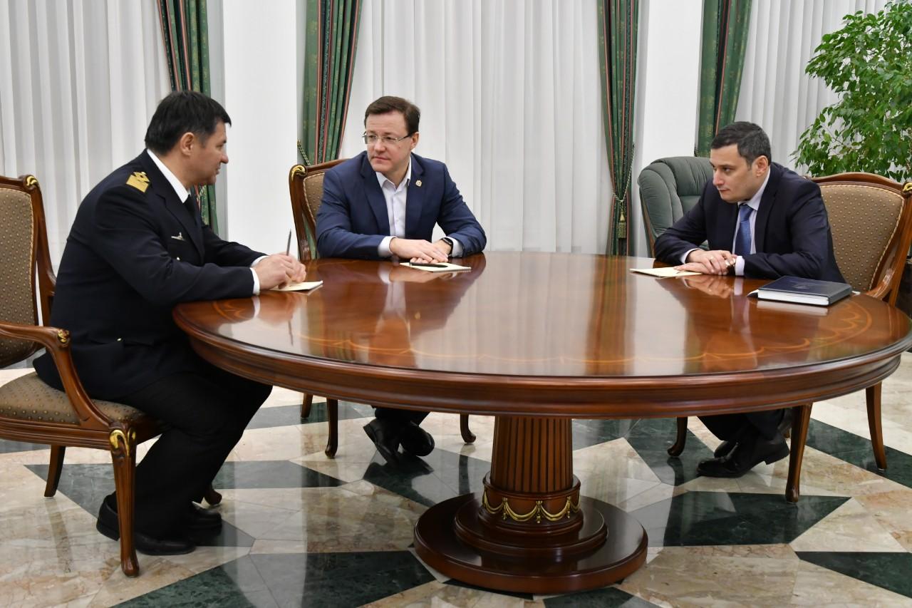 В Самарской области хотят возродить речной флот