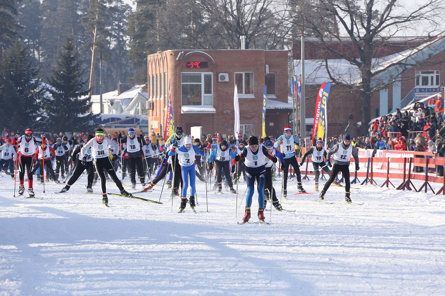 Большие лыжные гонки для всех тольяттинцев