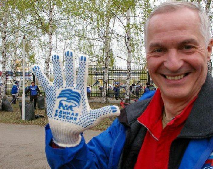 Бокк сменил Ренца на посту секретаря тольяттинского отделения «Единой России»