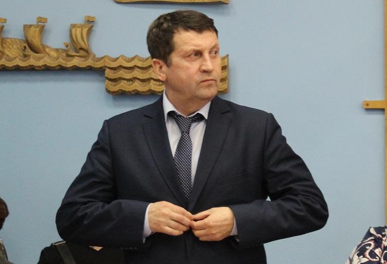 В городскую администрацию вернулся Виталий Денисов