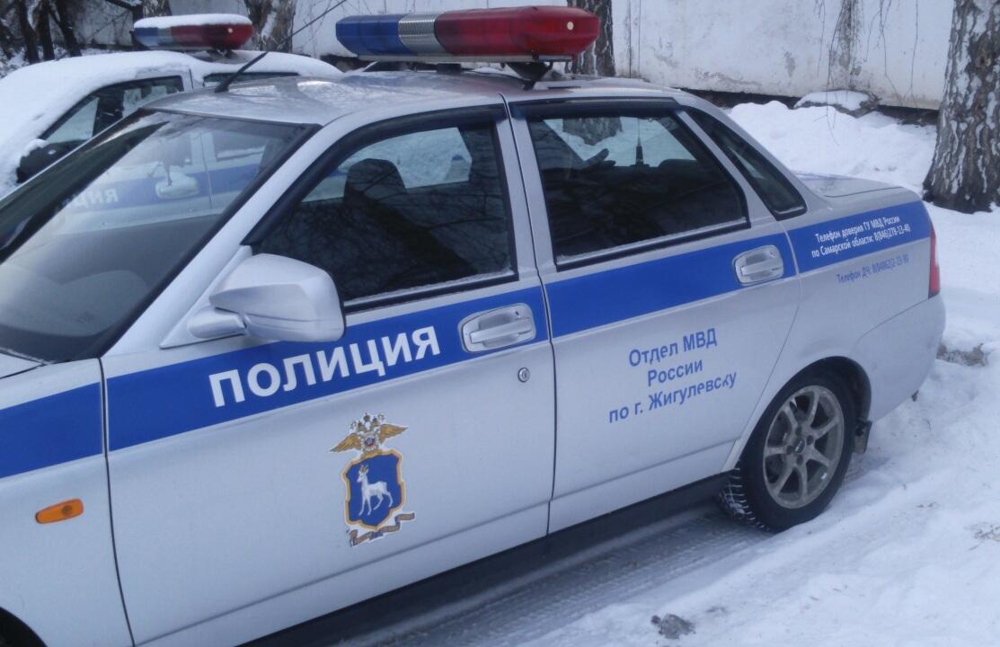 В Жигулевске ранее судимый мужчина сел за руль пьяным и может получить 2 года тюрьмы