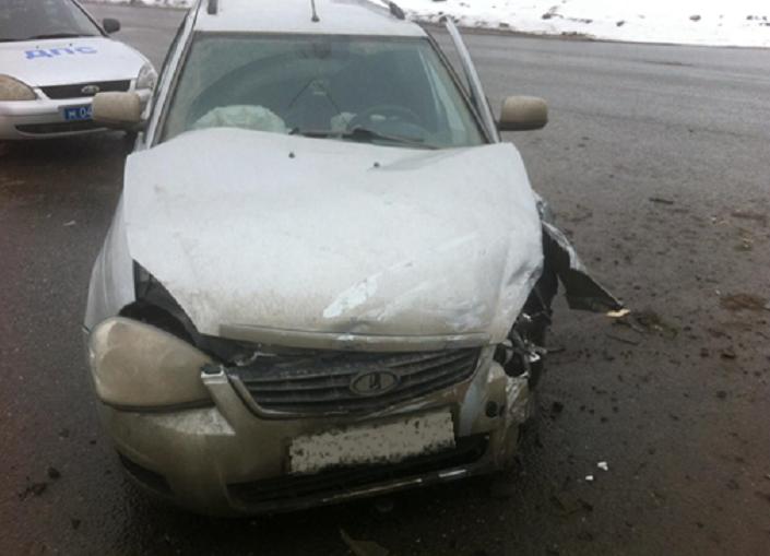 Два человека пострадали в столкновении легковушек в Тольятти