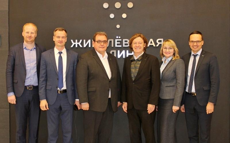 Большие возможности: Тандем Самара-Тольятти заинтересовал европейцев