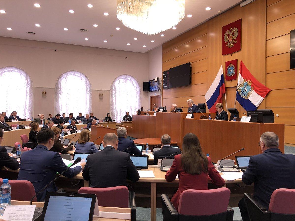 Бюджет Самарской области увеличился на 11,151 млрд рублей