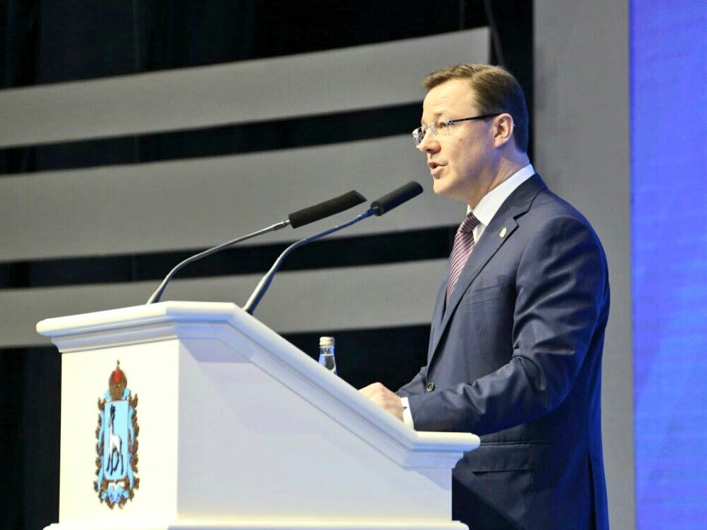 Дмитрий Азаров выступит с Посланием к жителям региона