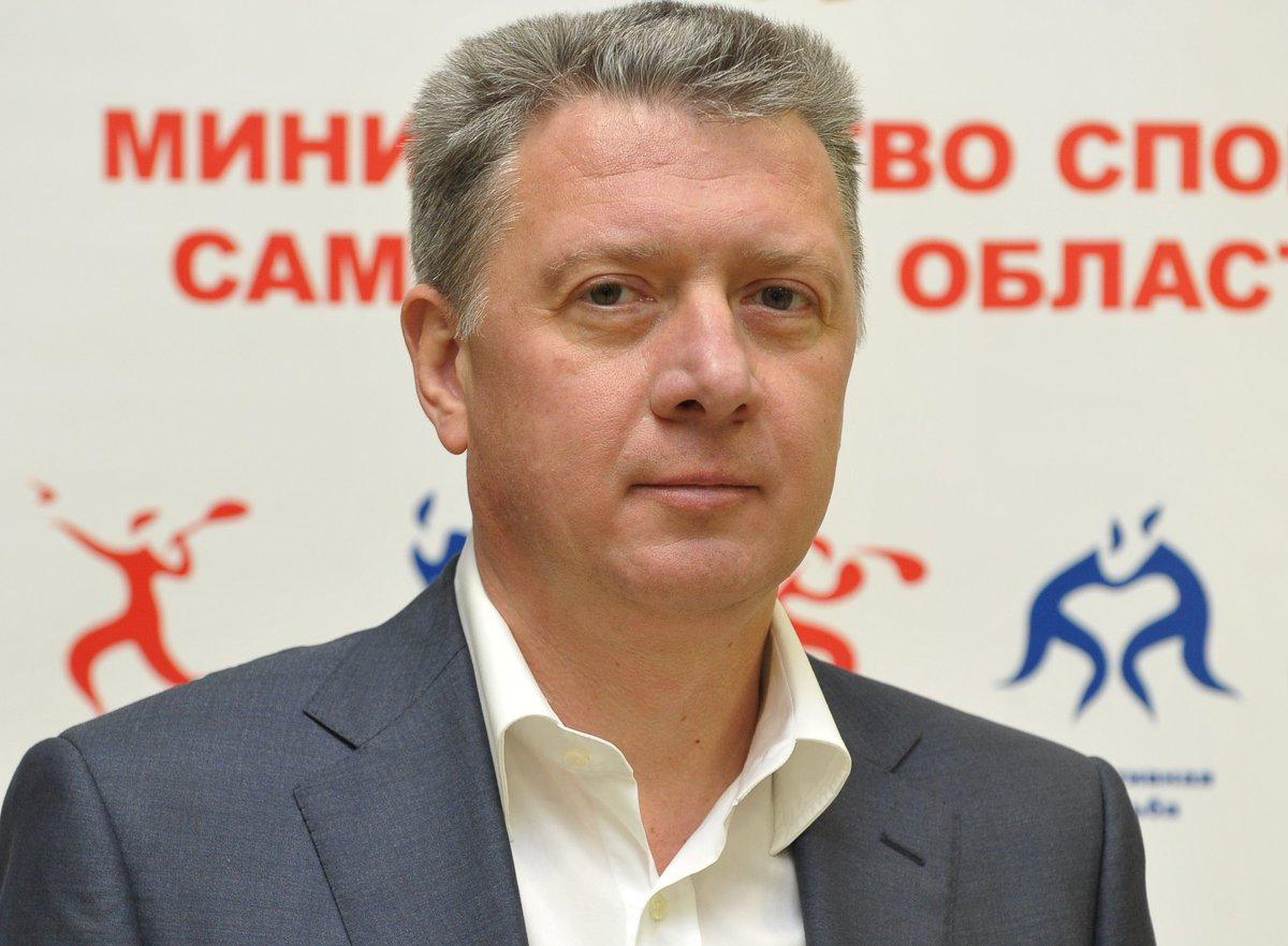 Дмитрий Шляхтин стал министром спорта Самарской области без приставки врио