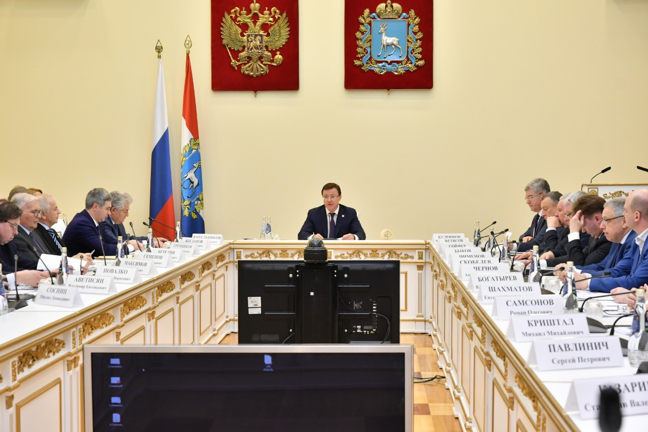 В Самарской области обсуждают создание научно-образовательного центра мирового уровня