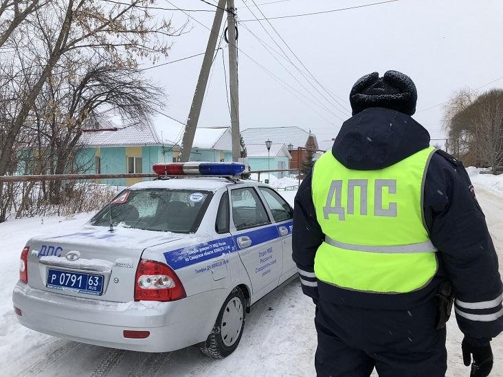 ГИБДД проведет 5 рейдов на дорогах под Тольятти