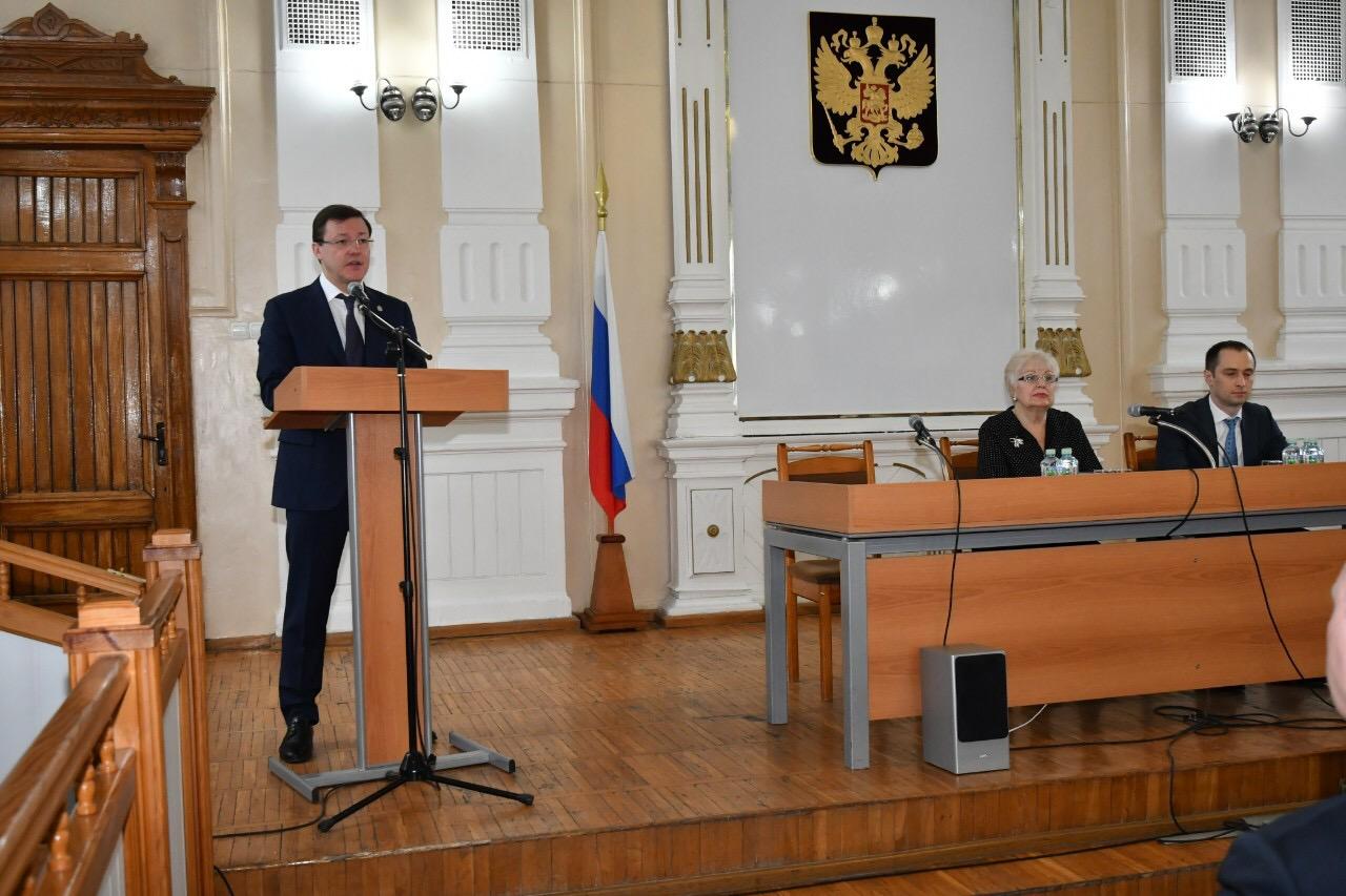 Дмитрий Азаров назвал плюсы создания Шестого кассационного суда в Самаре