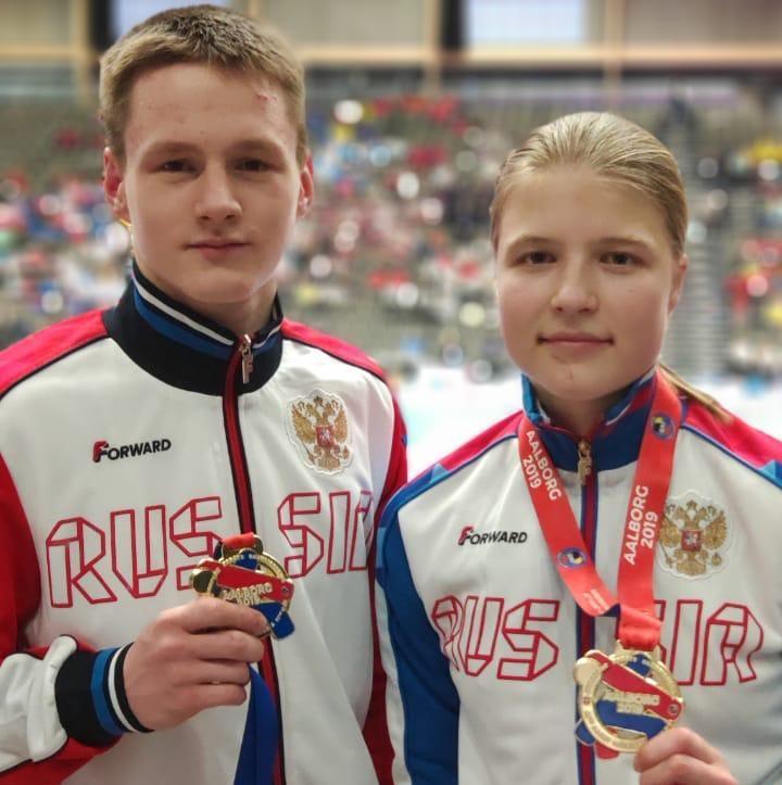 Тольяттинка Анна Чернышева стала чемпионкой Европы по карате!
