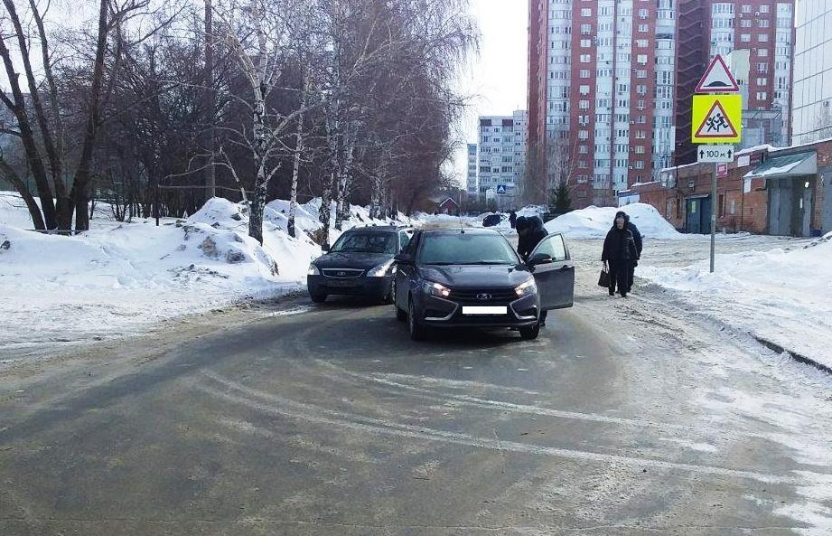 Двое детей пострадали на дорогах Тольятти