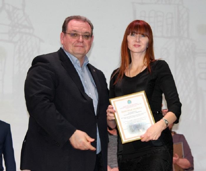 Сергей Анташев поздравил лучших работников сферы ЖКХ
