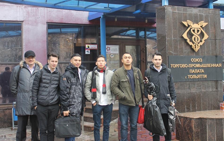 В Тольятти открылся Испанский дом