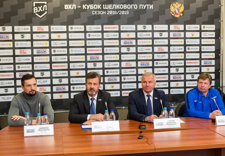 Гендиректор «Лады»: «Мы проведем следующий сезон в ВХЛ»