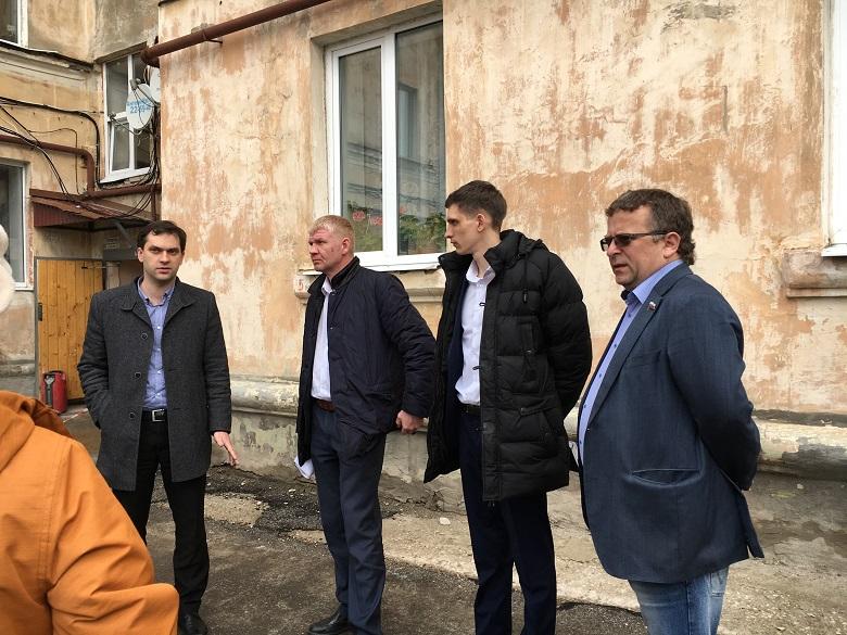 ФКР представит график устранения нарушений в тольяттинских домах с протекающими крышами