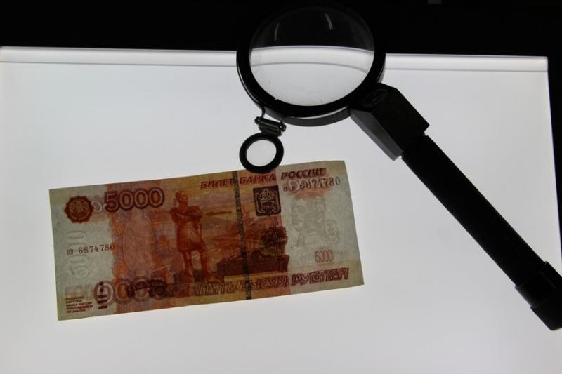 В Самарской области изъято 50 миллионов поддельных рублей
