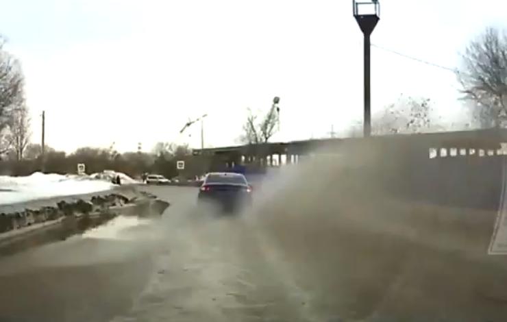 В Тольятти патруль поймал любителя пьяной езды