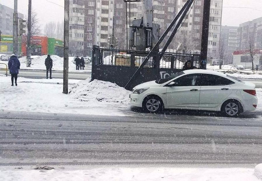 В Тольятти водитель сбил девушку в жилой зоне